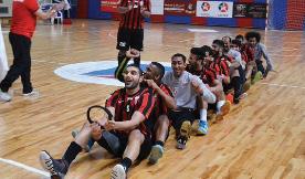 الأهلي بطلاً لدوري اليد الإماراتي