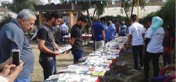 انطلاق فعاليات «أنا عراقي أنا أقرأ» في ديالى