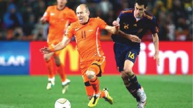 إنجلترا تفرض التعادل على إيطاليا.. وإسبانيا تفشل في الثأر من هولندا