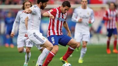 ريال مدريد يكثف تدريباته استعداداً لديربي اتلتيكو في الأبطال