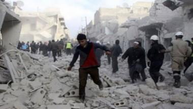 مقتل 24 شخصا في )أدلب)  في غارات لقوات النظام