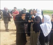 تزايد الناجين من قبضة داعش مع دعوات للافراج عن الأسرى