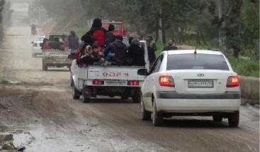 «هيومن رايتس» تتهم النظام السوري باستخدامه لمواد كيميائية في ادلب