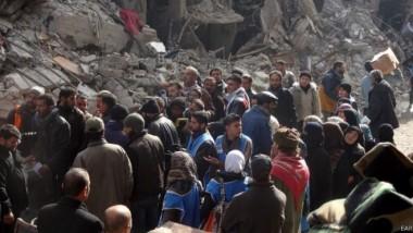 مجلس الأمن يتهم «داعش» بارتكاب جرائم خطرة في مخيم اليرموك