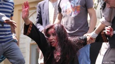 الحكم باعدام أربعة أفغان بتهمة سحل أمراة في كابول