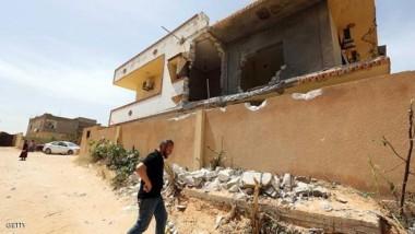 غارات للطيران الليبي على داعش في إجدابيا