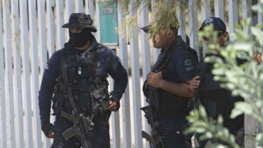 المكسيك: اشتباكات بين الأمن وعصابة مسلحة