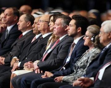 بارزاني يبحث الوضع السياسي والأمني مع قادة عراقيين وعرب في دافوس