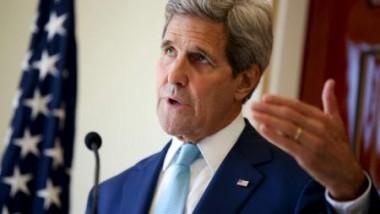 كيري: أميركا ستبحث مع السعوديين وقفا للقتال في اليمن