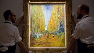 بيع لوحة لفان غوخ بأكثر من 66 مليون دولار