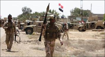القوات الأمنية تدخل مركز قضاء بيجي وتحرِّر عدداً من مناطقه