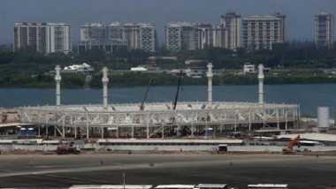 ساو باولو تحتضن 10 مباريات في أولمبياد ريو 2016