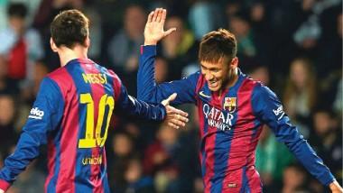 برشلونة يتوج في نهائي ملك إسبانيا..  وآرسنال بطلاً للاتحاد الإنجليزي
