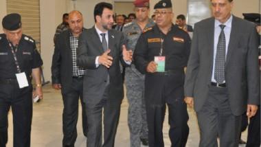 عبطان يؤكد قدرة البصرة على تضييف المهرجانات الرياضية