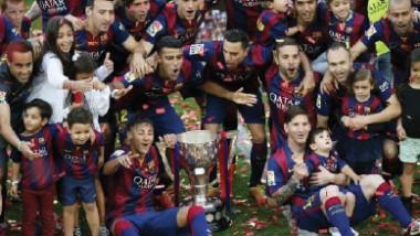 التوازن يمنح برشلونة لقب الليجا الإسبانيـة