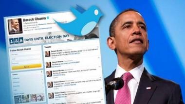 """57 مليون متابع لأوباما على """"تويتر"""""""