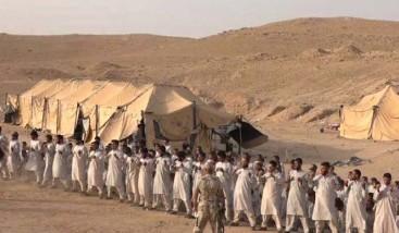 """""""داعش"""" ينقل معسكرات تدريبه في الموصل إلى المباني المدنية"""
