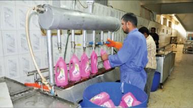 «الصناعة« تبرم عروضاً مع القطاع الخاص لتجهيز «التجارة» بالزيوت