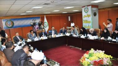 محافظة بغداد تباشر بتعويض المصابين المعارضين للنظام المباد
