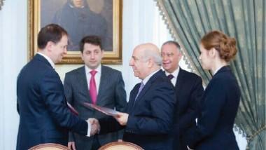 توقيع بروتوكول للتعاون الثقافي بين العراق وروسيا