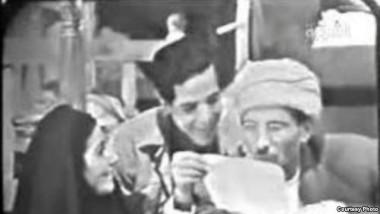 """""""عبوسي"""": أنا وحجي راضي خرجنا من معطف شارلي شابلن"""