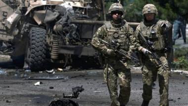 تفجيرات انتحارية  تستهدف الناتو في أفغانستان
