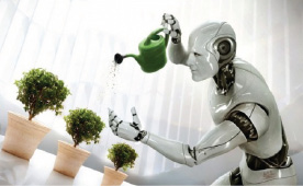 روبوت يستطيع بناء منزل في يومين