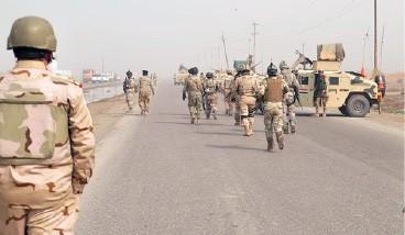 عمليات دجلة تُؤمّن حقلي «علاس والعجيل» وتقتل 30 داعشياً