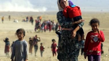 ستة آلاف ازيدي لجأوا إلى بلغاريا في ظروف سيئة