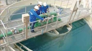 أمانة بغداد تتخذ إجراءات فاعلة لإنتاج الماء الصافي