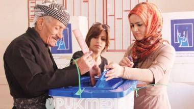 مفوضية الإقليم: سنبحث إمكانية إجراء انتخابات رئيس كردستان
