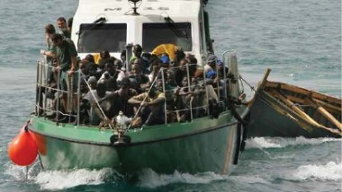 الاتحاد الأوروبي يطلق حملته العسكرية ضدّ مهرّبي البشر