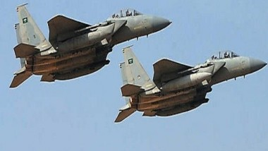 طيران التحالف يُجدّد غاراته على صنعاء وعدد من مناطق اليمن