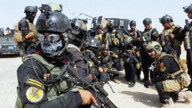 """""""مكافحة الإرهاب"""" يتأهـب لاقتحام أبرز معاقل """"داعش"""" في الرمادي"""