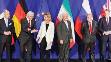 اتفاق نووي تأريخي بين إيران والدول الكبرى