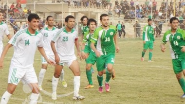 كرة كربلاء تعسكر في إيران