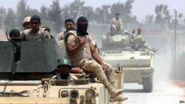 إصابة 18 جندياً بانفجار عبوة ناسفة في سيناء