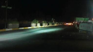قصف جوي عنيف يقطع الكهرباء ويغرق الموصل بظلام دامس