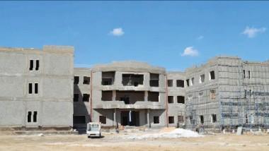 «الإعمار« تواصل تنفيذ مشروع بناية شركة نفط الوسط في بغداد