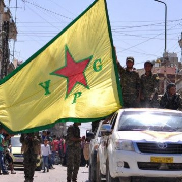 الوحدات الكردية تطهّر كري سبي من الإرهابيين