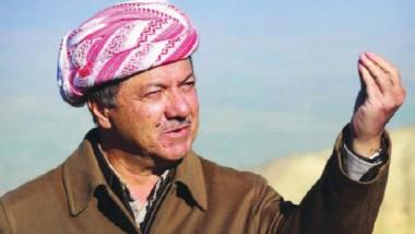 بارزاني يوجّه رسالة بشأن الوضع السياسي العام في كردستان