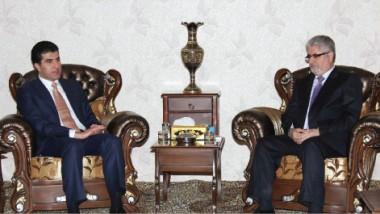 نيجيرفان البارزاني: مسألة رئاسة كردستان تُحل بالتوافق