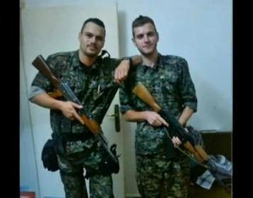 قنّاص هولندي يقتل 40 داعشياً  دفاعاً عن الأراضي الكردية