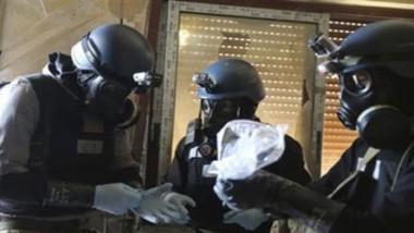 مسودة قرار تحدّد مسؤولية الهجمات الكيمياوية في سوريا