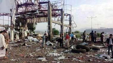 تجدد المعارك بين الحوثيين  والموالين للحكومة قرب تعز