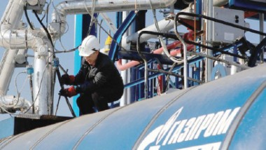عملاق الغاز الروسي أمام أكبر تحدٍ في تاريخه