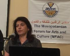 في مشيكان.. مثقفون عراقيون يدعمون الحراك الجماهيري المدني