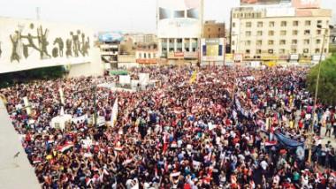 هل هنالك علاقة بين التظاهرات والزخم الإصلاحي بقيادة العبادي والاتفاق النووي الإيراني؟