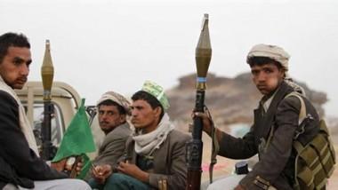 الحوثيون يرسلون  تعزيزات عسكرية إلى تعز
