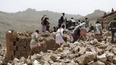 القوّات الحكومية تسيطر على معسكر جنوبي اليمن